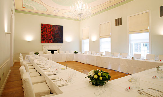Boardroom venue Asia House