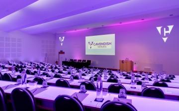 Auditorium Purple