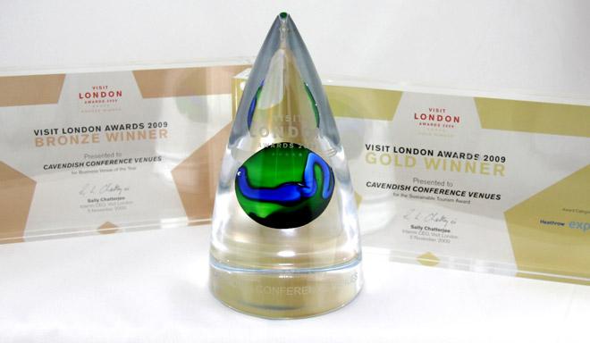 Award-winning Venues