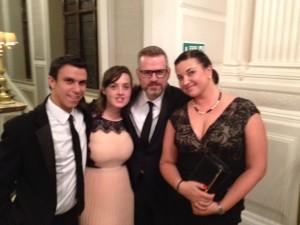 C&IT Awards 2014 Team photo