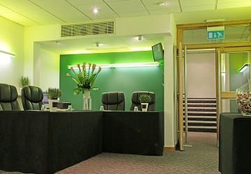 Cavendish Conference Centre - registration