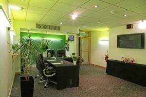 Cavendish Registration area light