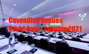 Covid safe London Conference Centres | Covid-19 Safe events | Cavendish Conference Venues | Conference Rooms in Central London