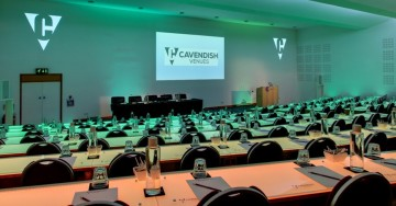 Cavendish Conference Venue auditorium