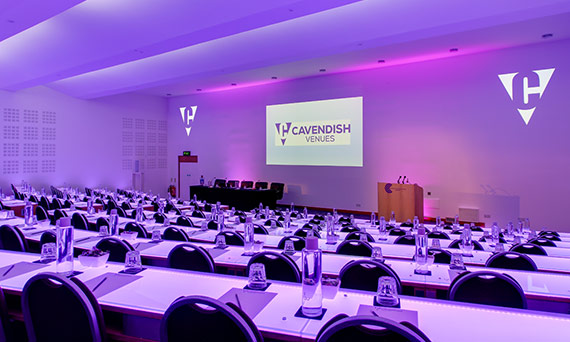 Conference venue Cavendish