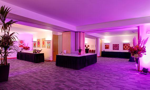 Exhibition space Cavendish