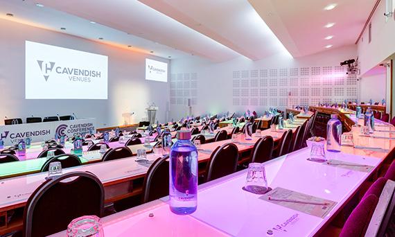 Lectures & talks venue Cavendish