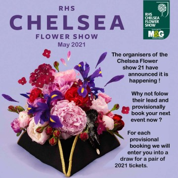 Chelsea Flower show final