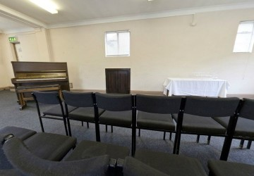 Conway Hall - Club Room