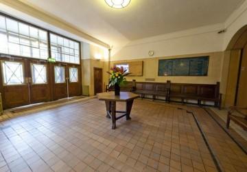 Conway Hall - Foyer