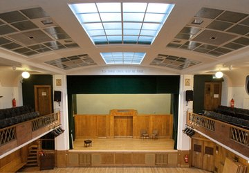 Conway Hall - London venue