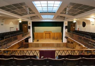 Conway Hall - Main Hall