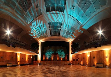 Large event space Russell Square