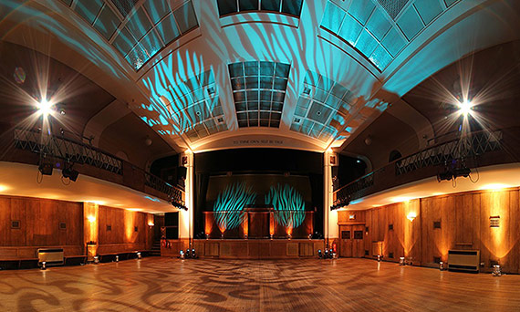 Event space Conway Hall