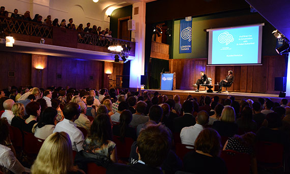 Lectures & talks venue Conway Hall