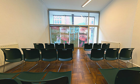 Training rooms Conway Hall