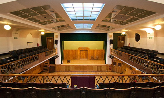 London venue Conway Hall