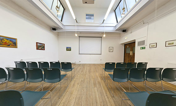 London venue Conway Hall
