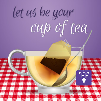 Let us be your Cup of Tea
