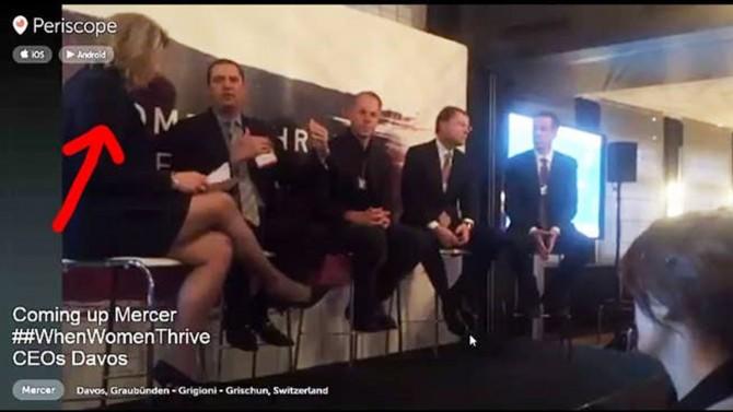 Davos Panel