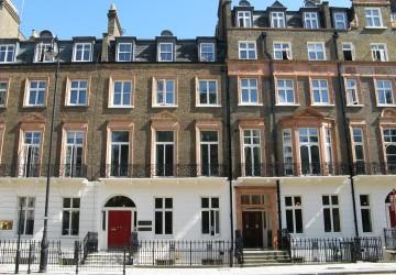 De Morgan House - street view