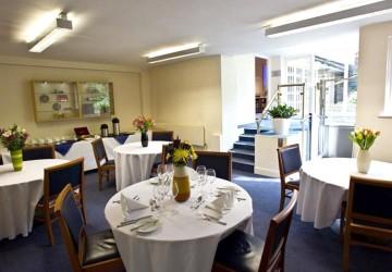 Catering Area De Morgan House