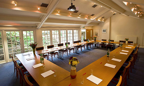 Meeting rooms De Morgan House