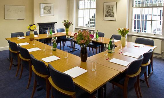 Training rooms De Morgan House