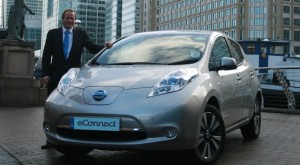 E-Connect Nissan Leaf Tekna