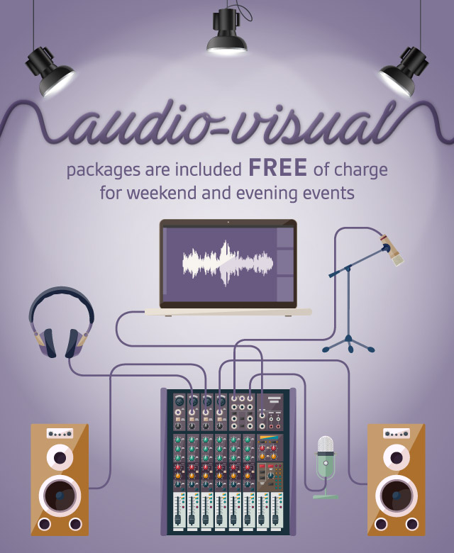 Free Audio-Visual Packages