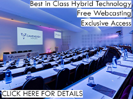 Hybrid conference venues | Best Hybrid Events Venues | Cavendish Conference Venues