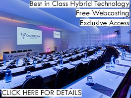 Hybrid conference venues | Best Hybrid Events Venues | Cavendish Conference Venues