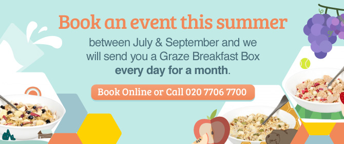 Graze Breakfast Box
