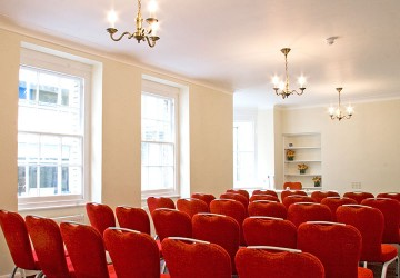 Hallam Conference Centre - Baker Suite