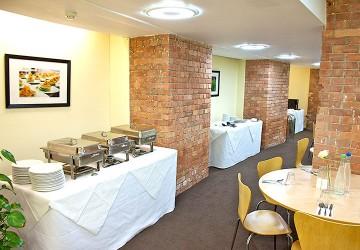 Hallam Conference Centre - Cafe