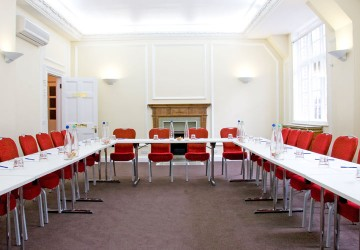 Hallam Conference Centre - Warren Suite