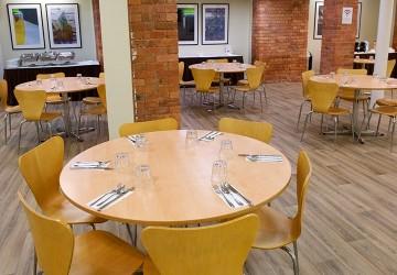 Hallam Conference Venue Cafe