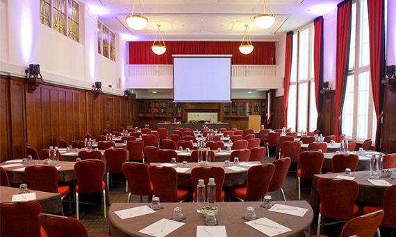 Conference venue Hallam