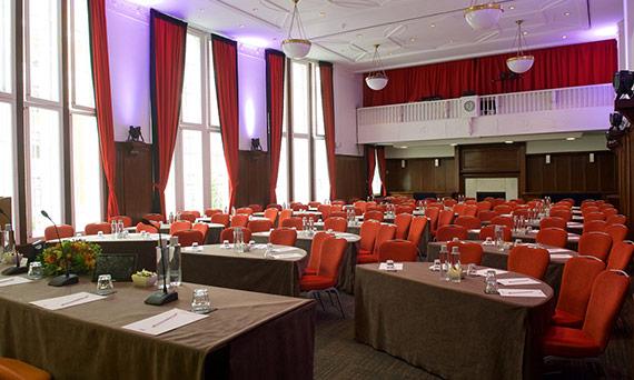 Lectures & talks venue Hallam