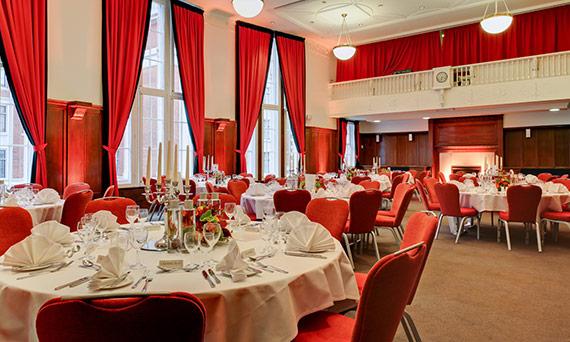 Dining venue Hallam