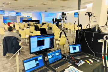 Hybrid Conference | Hybrid Events | Web Streaming | Conference Venues | Event Venues | Cavendish Venues | London
