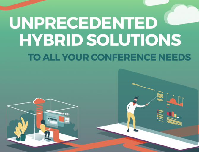 Hybrid Events | Hybrid Conferences | Hybrid Meetings | Hybrid Conference Venues | Central London Conference Venues | Cavendish Venues