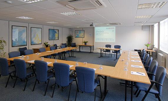 Meeting rooms ICO