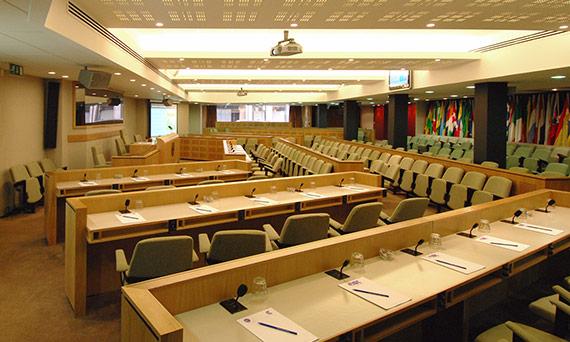 Conference venue ICO
