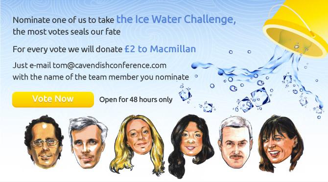 Ice Water Challenge