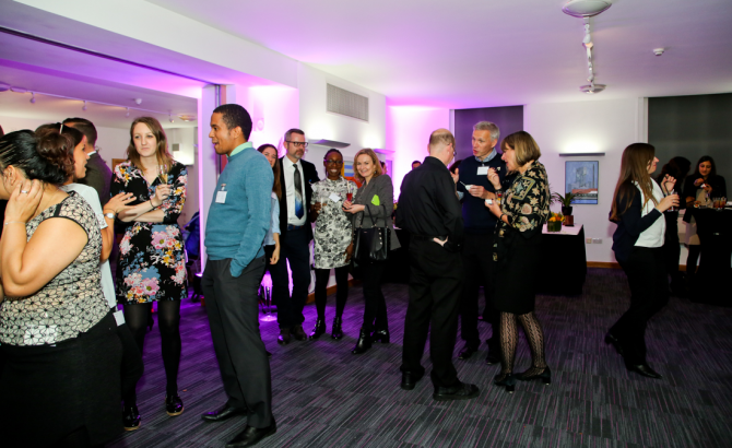 In venue events   Networking Event   Cavendish Conference Centre   Cavendish Venues   Conference Venues in London