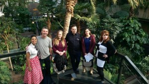 LCS Fam Trip Aideen Team ModForIt at Barbican
