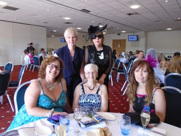 Happy Winners with Cavendish Venues at Ladies Day at Lingfield Park!