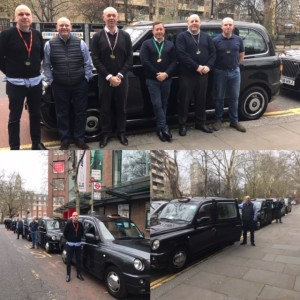 March 22 2019-London City Selecton Corporate Black Cabs