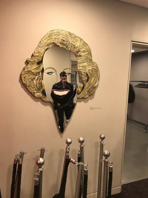 March 22 2019-London City Selecton -Mo in mirror
